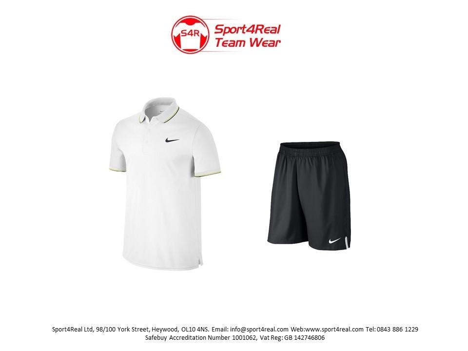 Barnet   Southgate College Male Tennis Match Kit bb4c4d9ca6a6