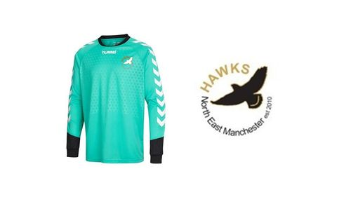 North East Manchester Hawks Goalkeeper Shirt
